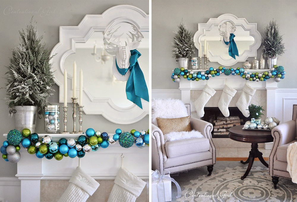 Centsational Girl Holiday Home Tour 4
