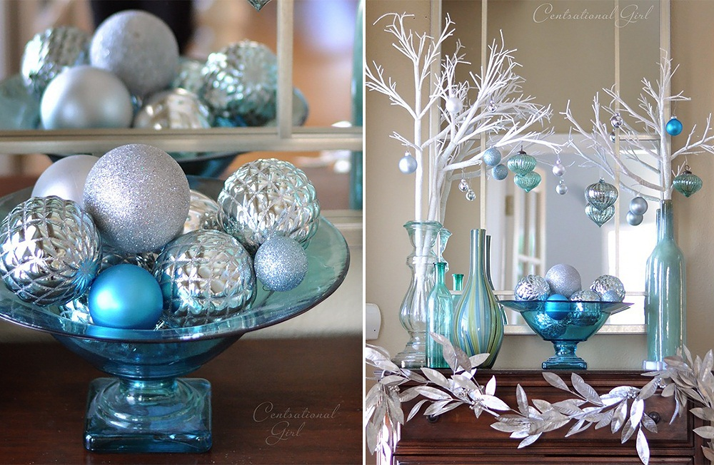 Centsational Girl Holiday Home Tour 5