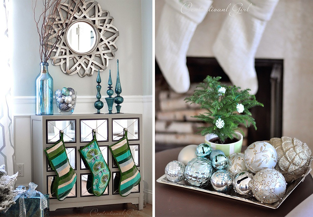 Centsational Girl Holiday Home Tour 6