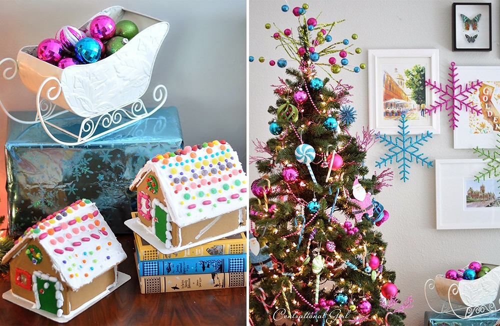 Centsational Girl Holiday Home Tour 10