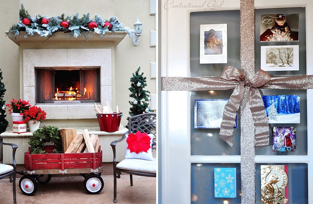 Centsational Girl Holiday Home Tour 13