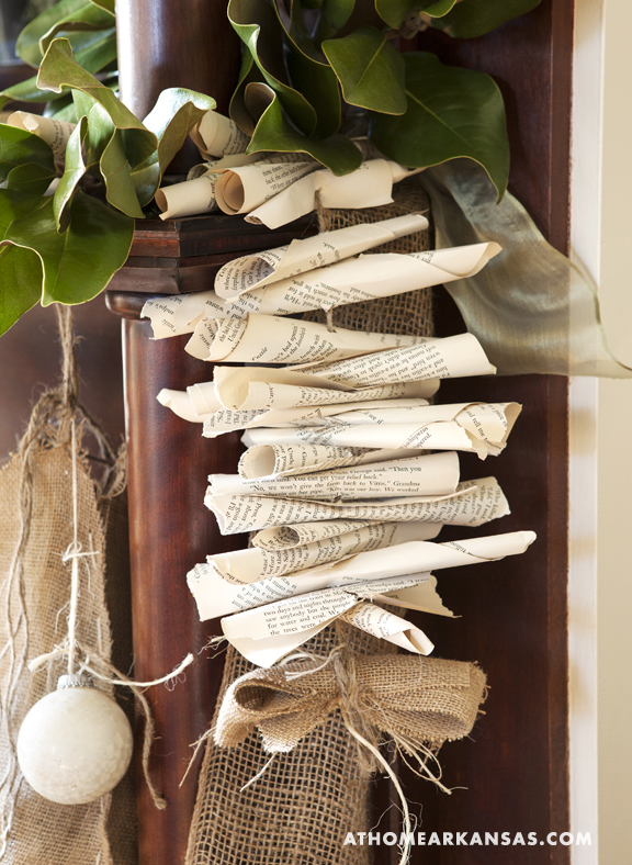 At home with : handmade holiday decor 5