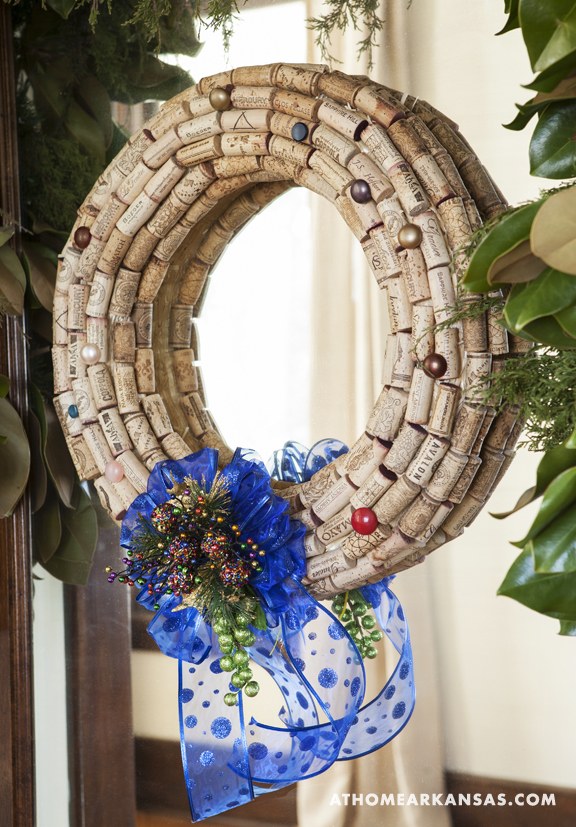 At home with : handmade holiday decor 6