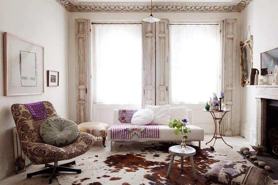 Marie Claire Maison House, em Londres 1