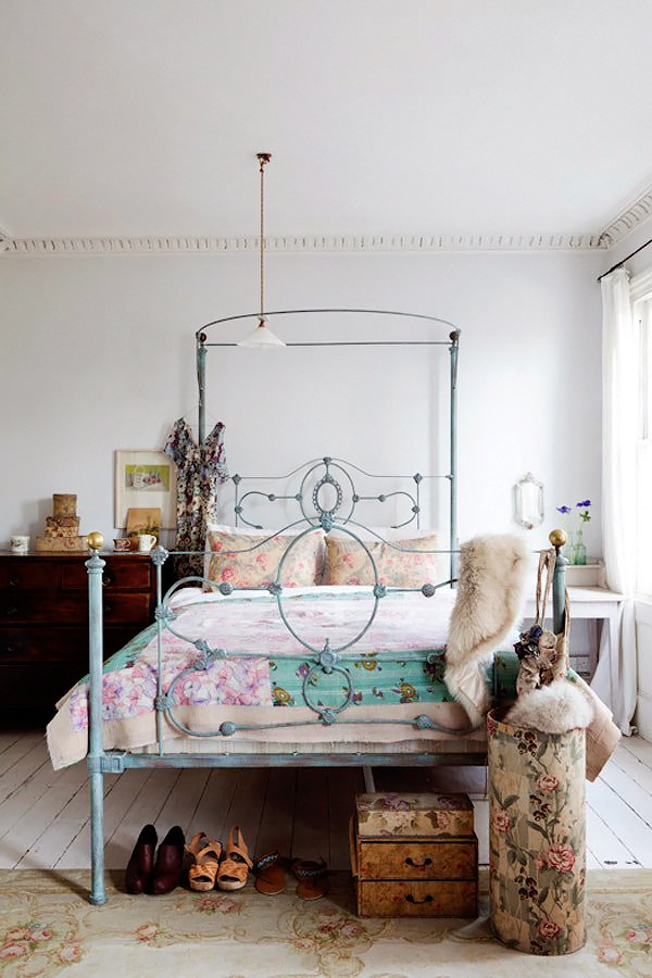 Marie Claire Maison House, em Londres, em 6