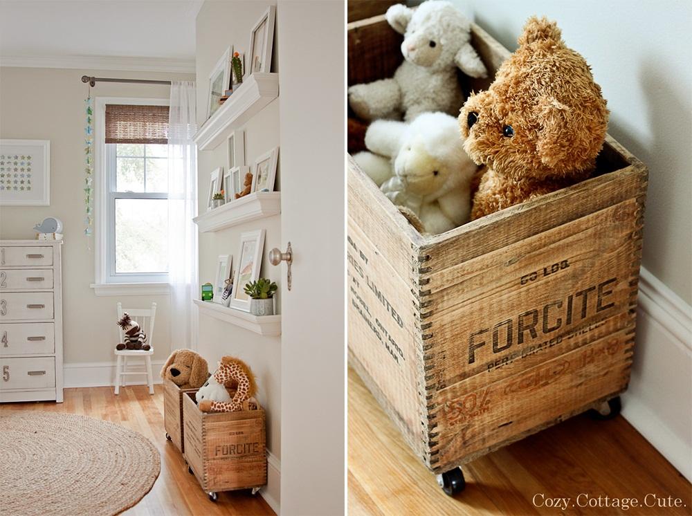 Cozy.Cottage.Cute Детская комната 1