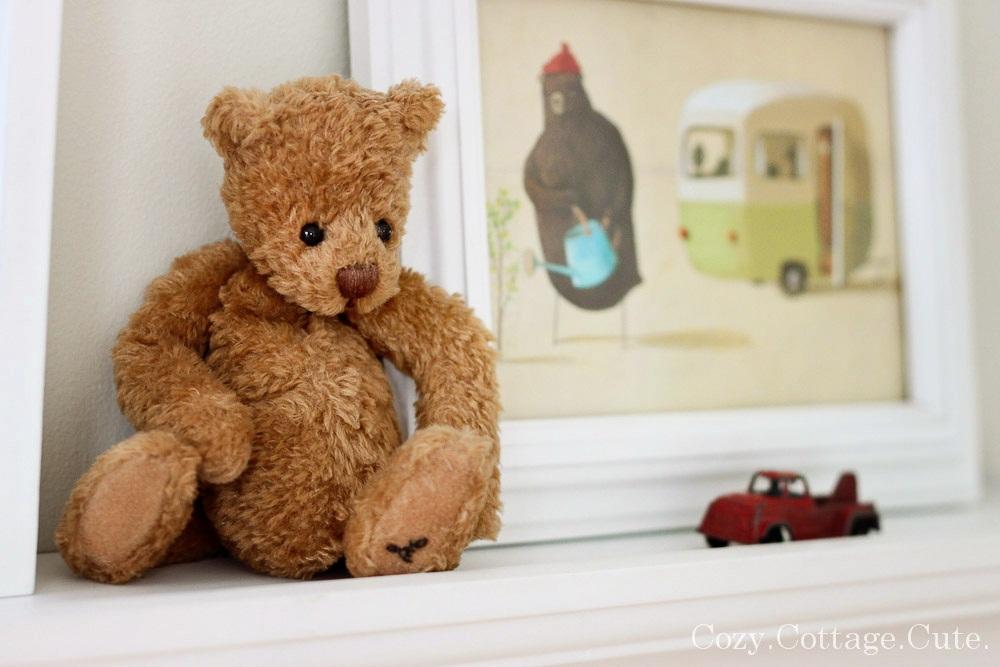Cozy.Cottage.Cute Детская комната 9