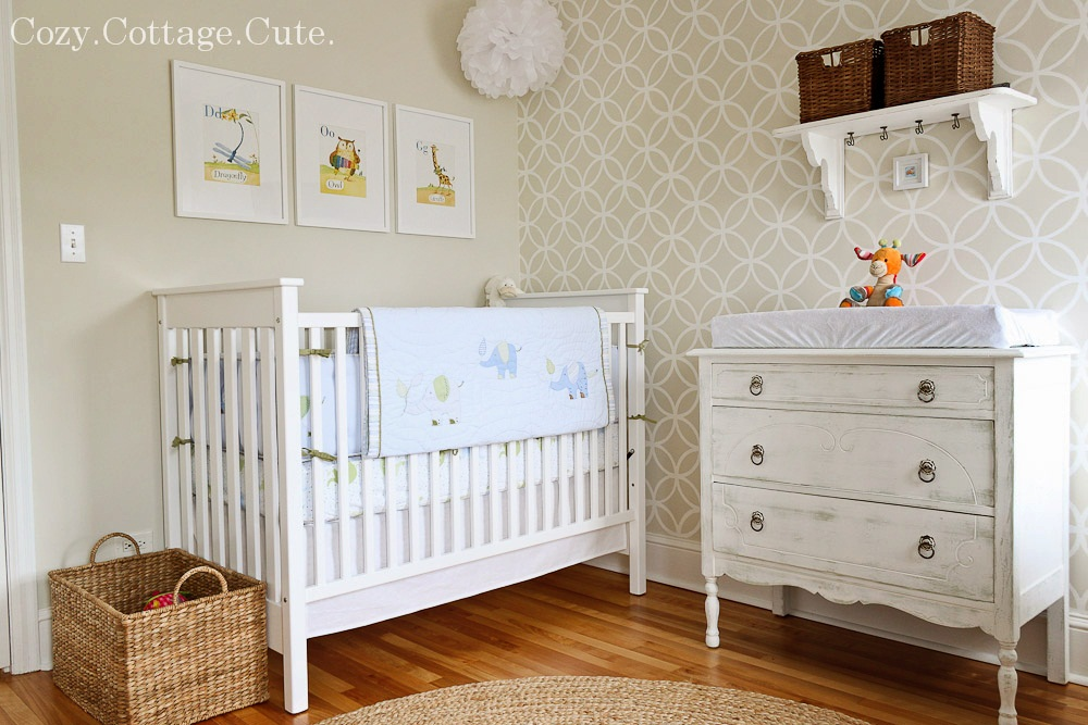 Cozy.Cottage.Cute Детская комната 12