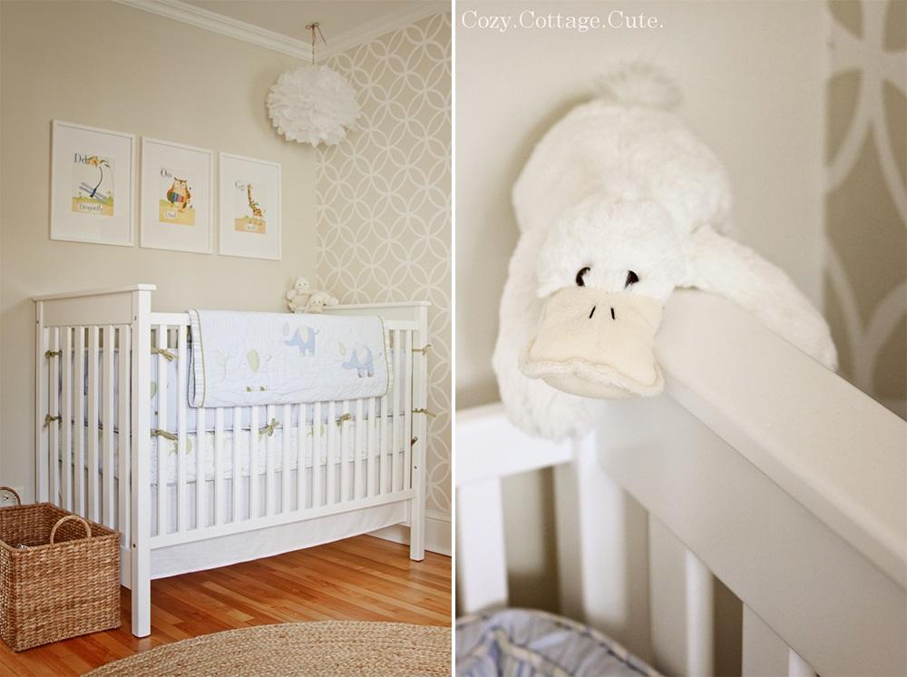 Cozy.Cottage.Cute Детская комната 13