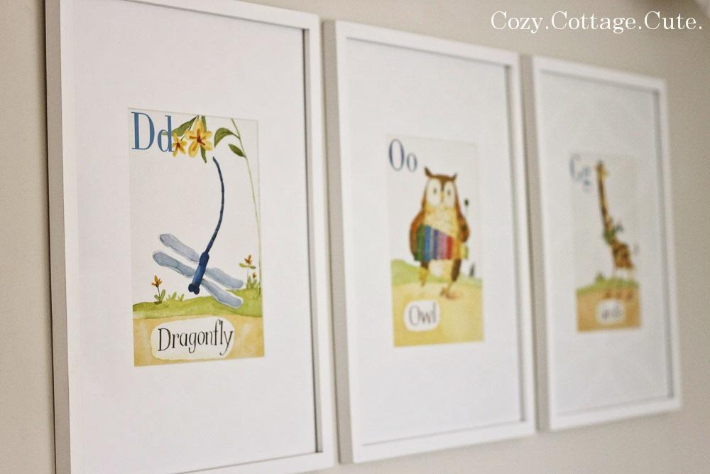 Cozy.Cottage.Cute Детская комната 15