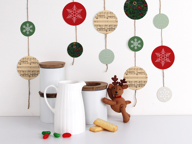 Tinyme Christmas Garland Гирлянда 1