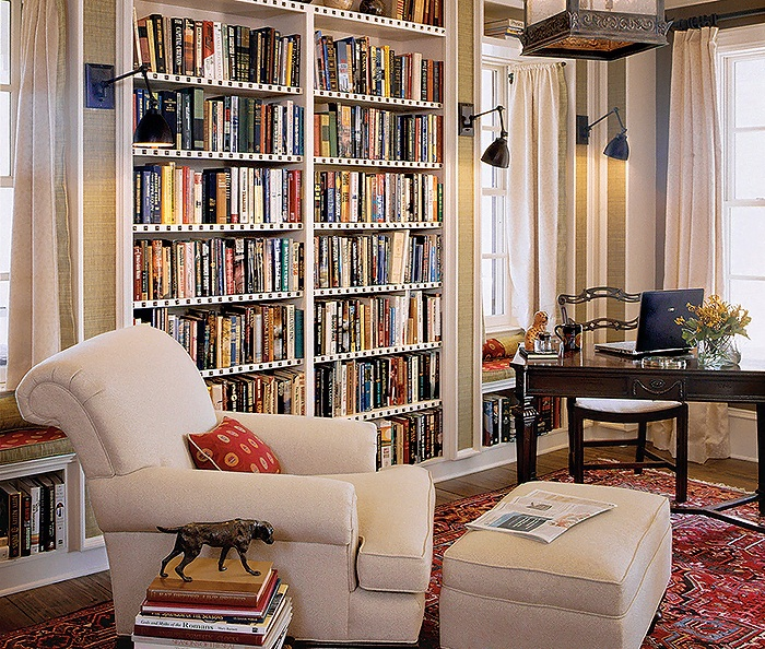 Margaret-Donaldson-Interiors-Southern-Living-eclectic-home-office