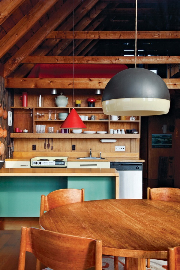 Dwell Jens Risom's Block Island Family Retreat risom-residence-kitchen