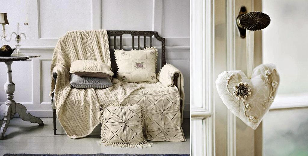 Zuhausewohnen Schlicht und stilvoll Trendfarbe Weib 6