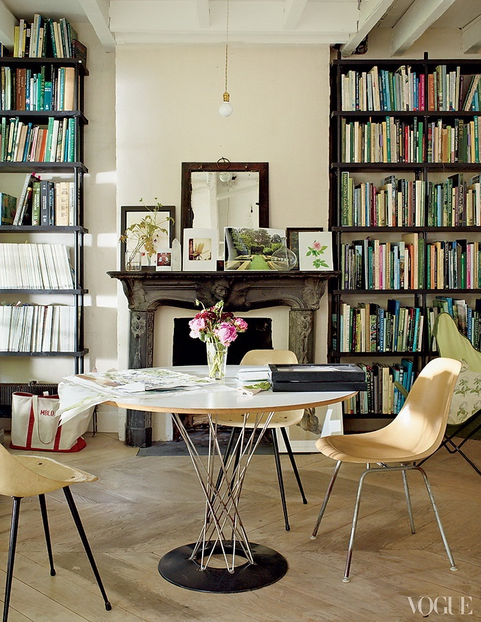 Vogue American Pastoral Miranda Brooks and Bastien Halard's Brooklyn Home 2
