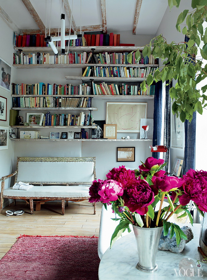 Vogue American Pastoral Miranda Brooks and Bastien Halard's Brooklyn Home 5