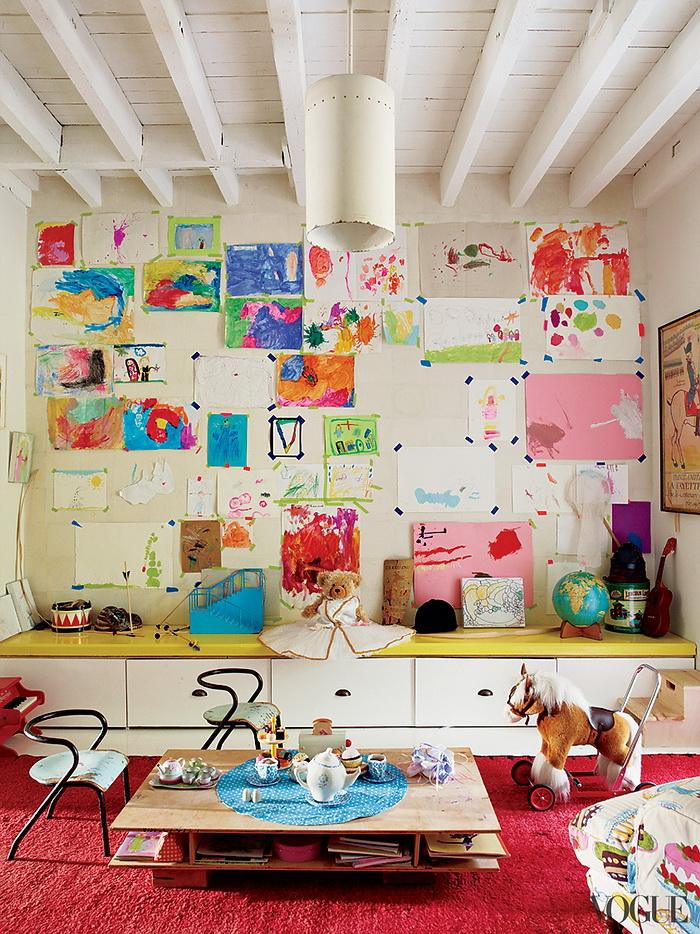 Vogue American Pastoral Miranda Brooks and Bastien Halard's Brooklyn Home 7