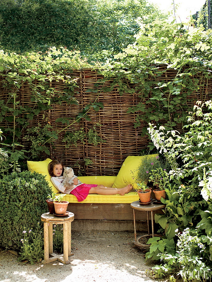 Vogue American Pastoral Miranda Brooks and Bastien Halard's Brooklyn Home 11