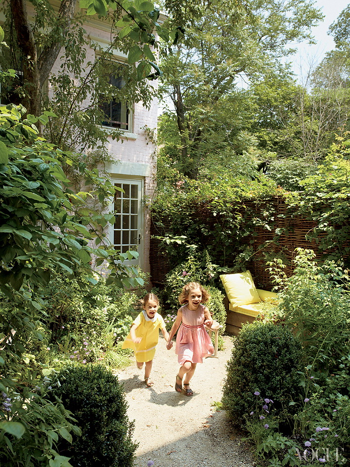Vogue American Pastoral Miranda Brooks and Bastien Halard's Brooklyn Home 12