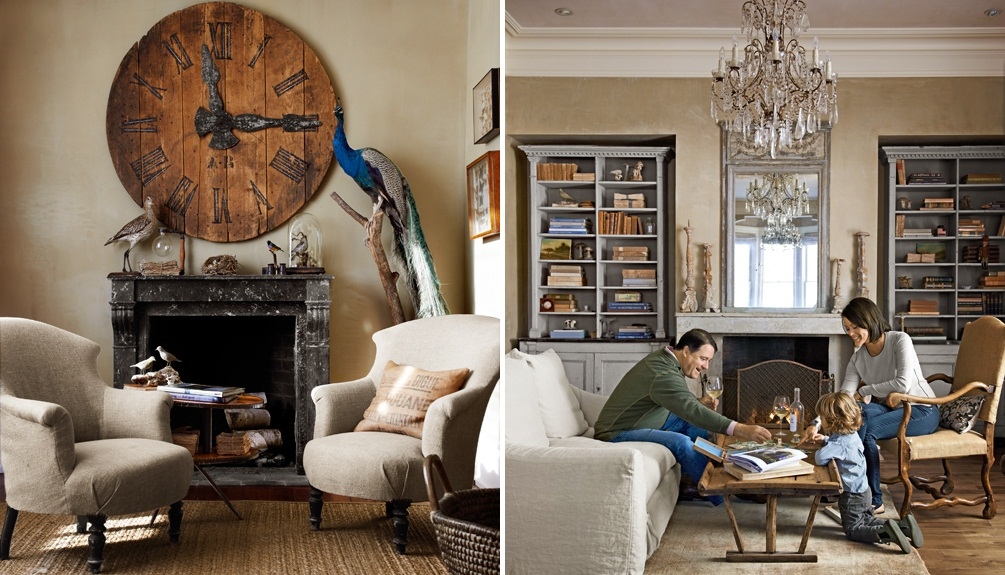 Country Living Inside a Warm Victorian Home 1