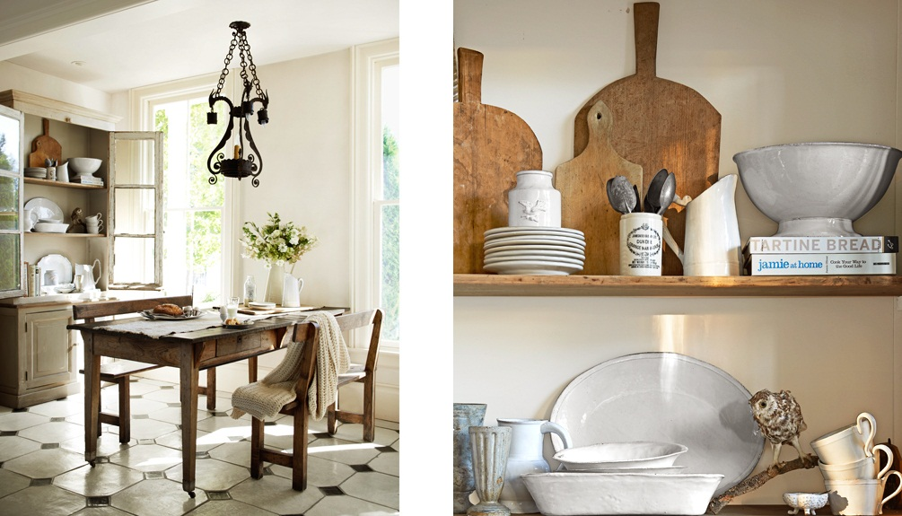 Country Living Inside a Warm Victorian Home 2