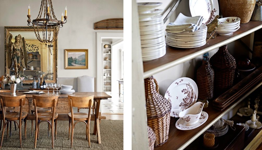 Country Living Inside a Warm Victorian Home 3