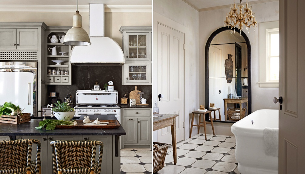 Country Living Inside a Warm Victorian Home 4