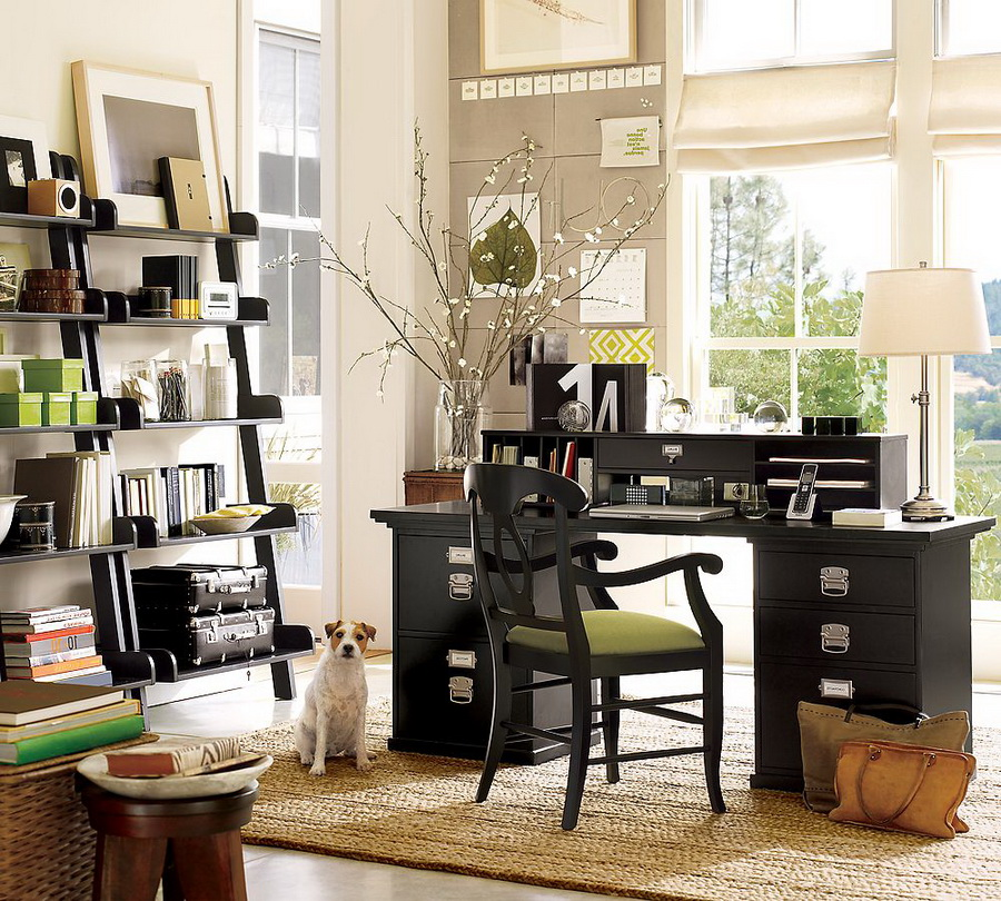 home-office  Pottery Barn 2