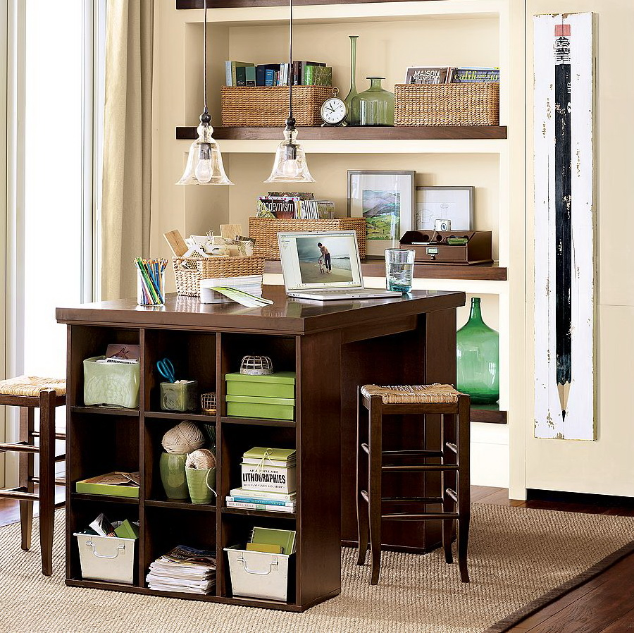 home-office  Pottery Barn 3