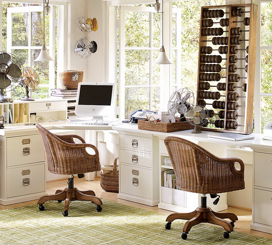 home-office  Pottery Barn 7