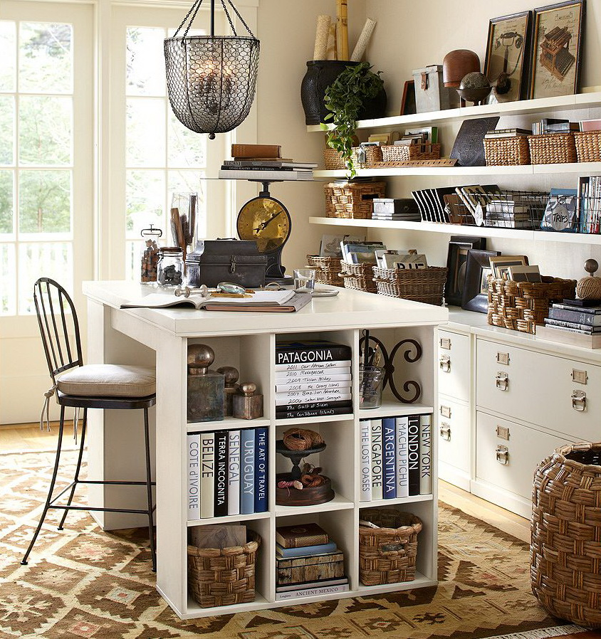 home-office  Pottery Barn 8