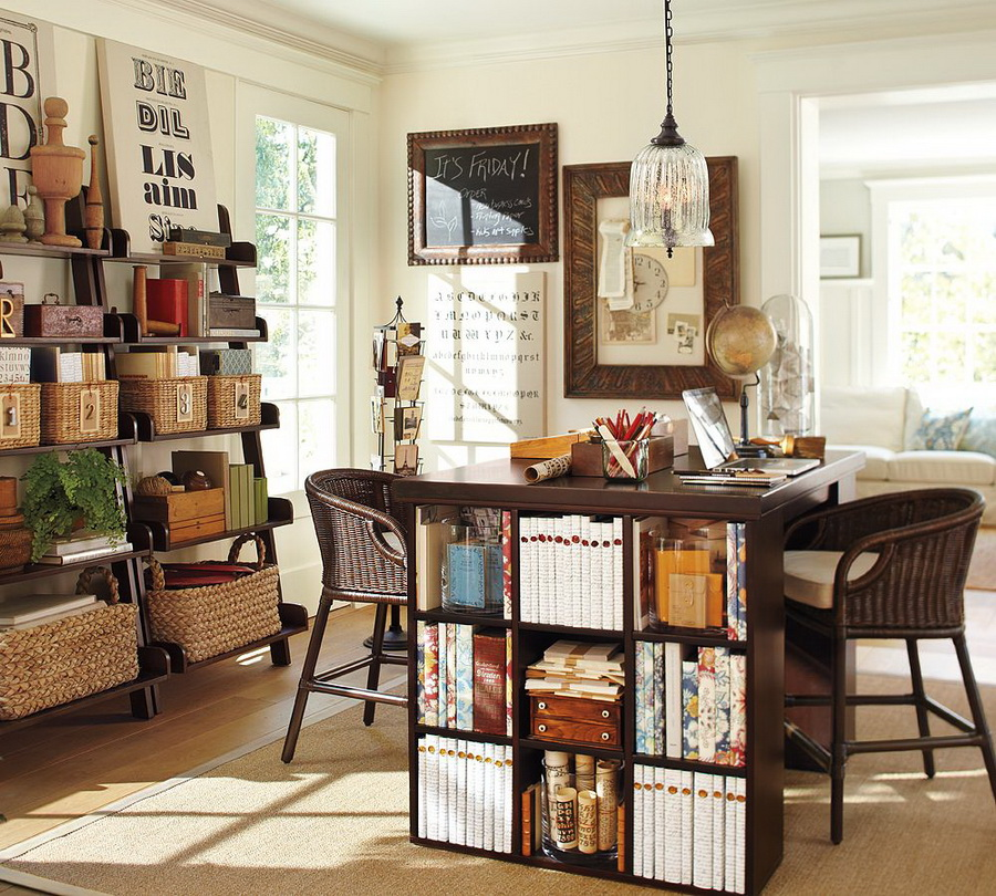 home-office  Pottery Barn 9