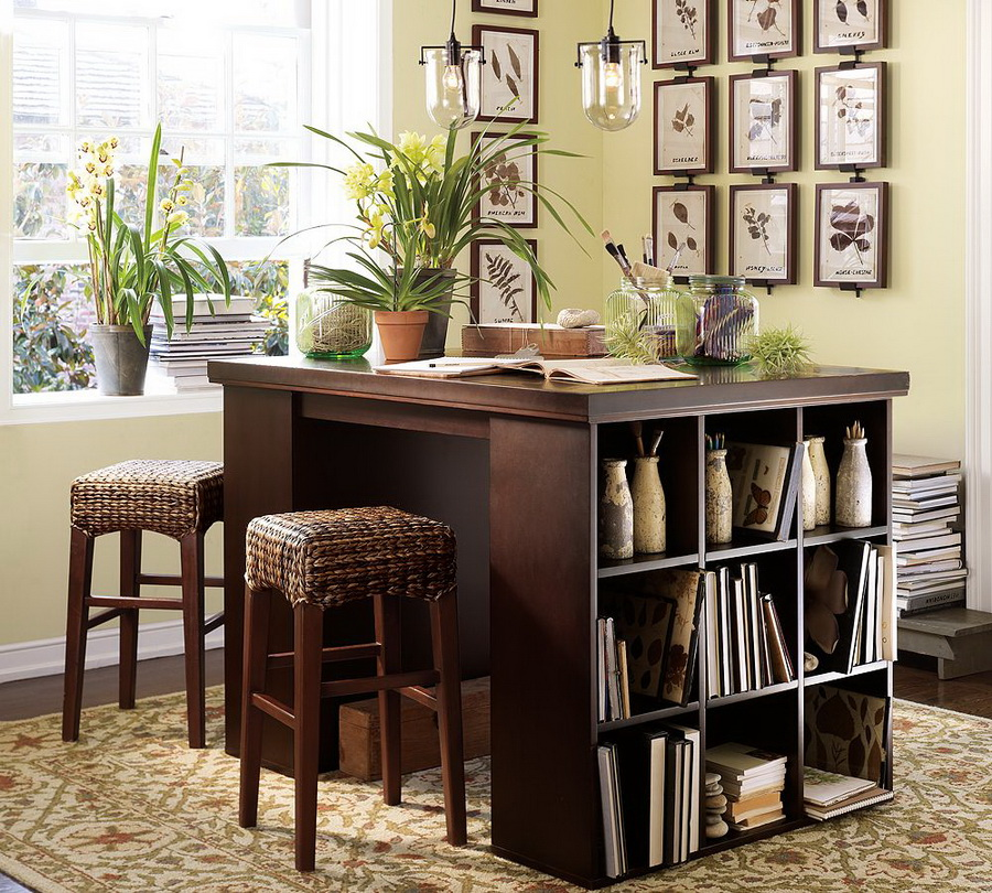 home-office  Pottery Barn 11