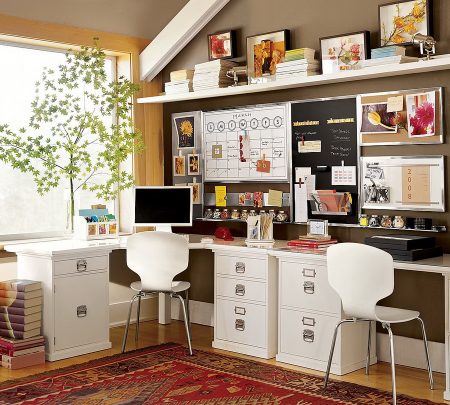 home-office  Pottery Barn 12