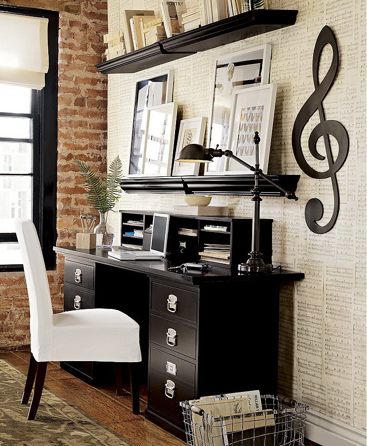 home-office  Pottery Barn 13