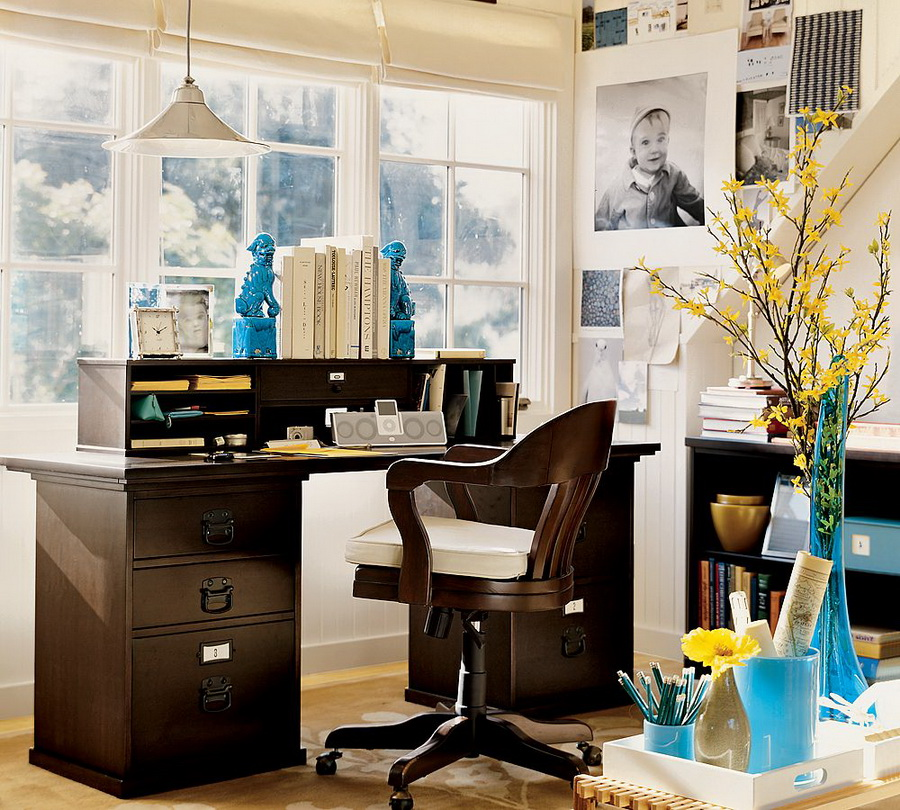 home-office  Pottery Barn 14