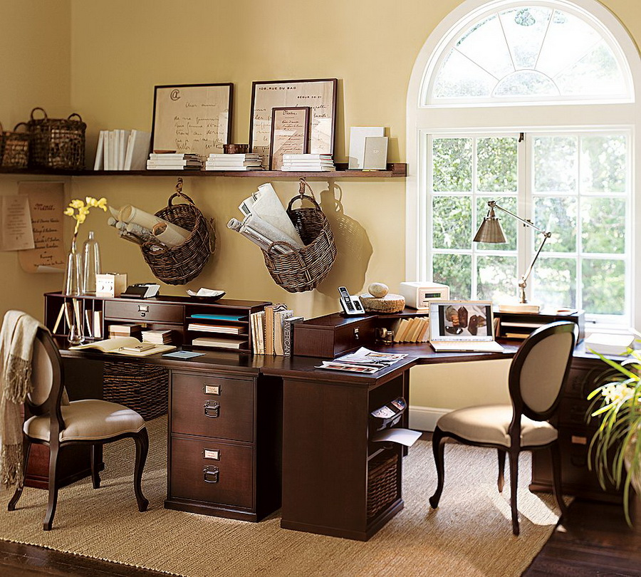 home-office  Pottery Barn 15