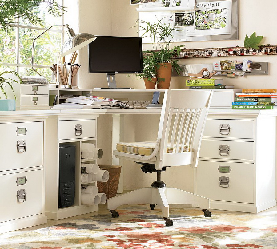 home-office  Pottery Barn 16