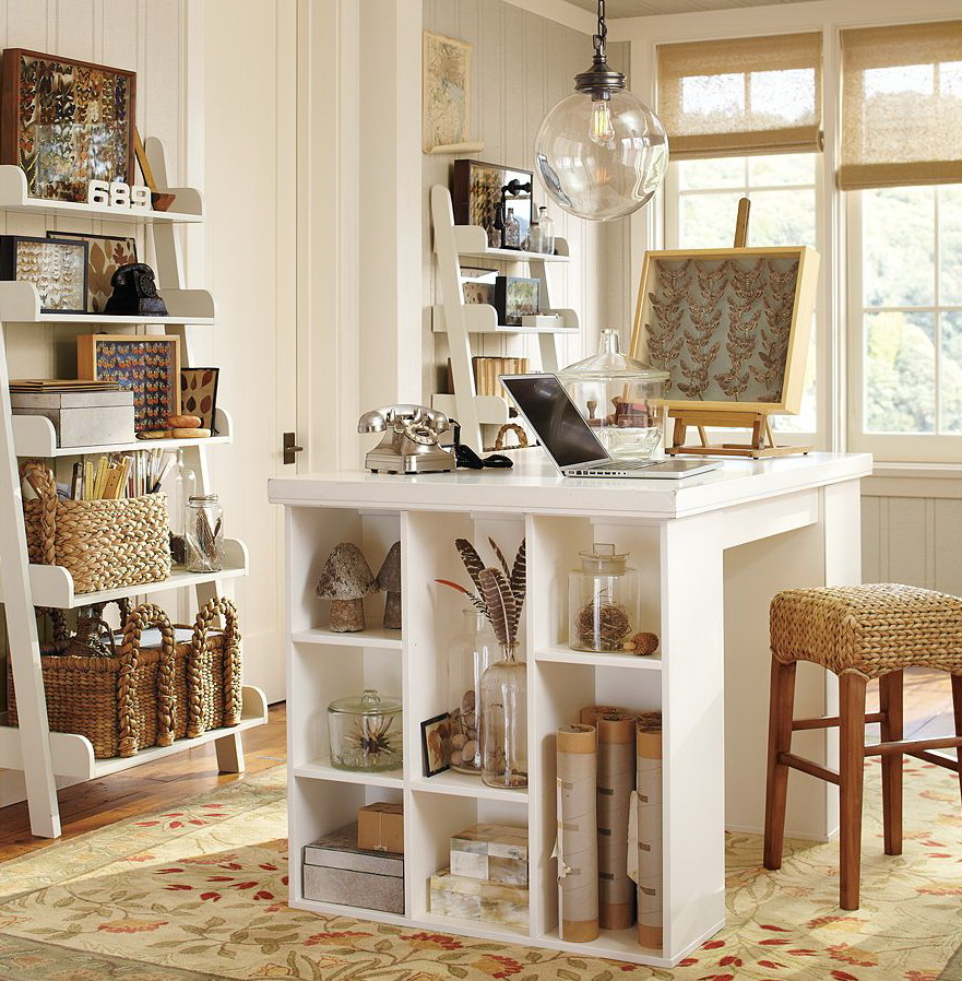 home-office  Pottery Barn 17