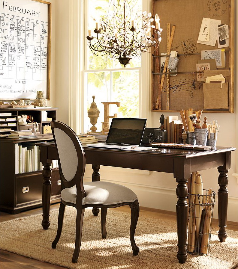 home-office  Pottery Barn 19