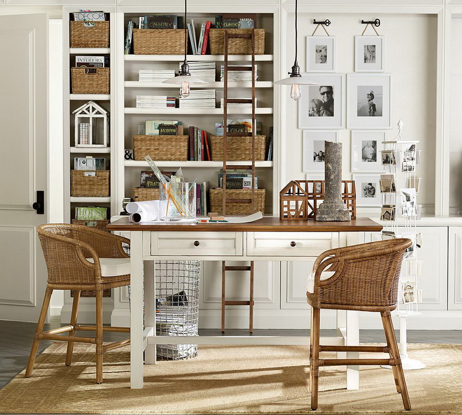 home-office  Pottery Barn 20