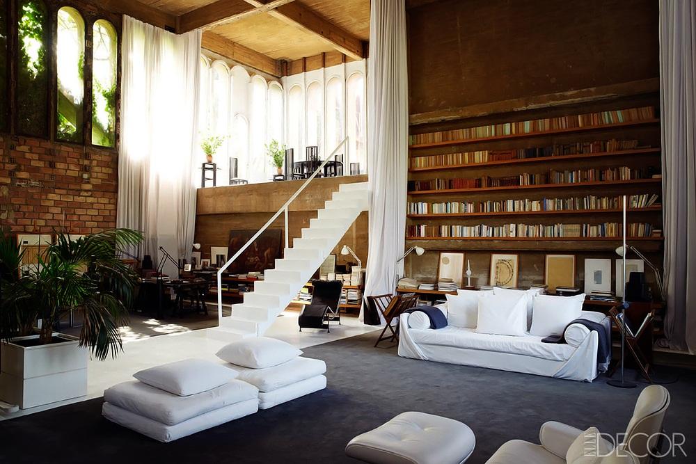 Elle Decor Concrete-Poetry-Ricardo-Bofill-Architecture-1