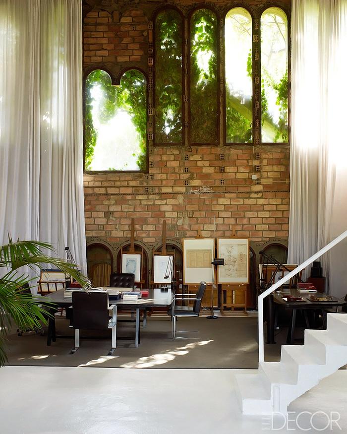 Elle Decor Concrete-Poetry-Ricardo-Bofill-Architecture-3