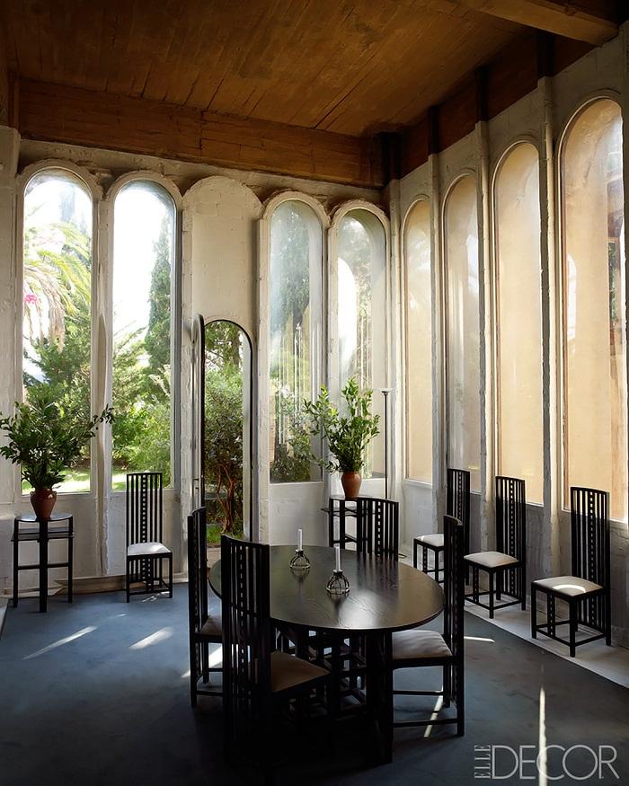 Elle Decor Concrete-Poetry-Ricardo-Bofill-Architecture-5