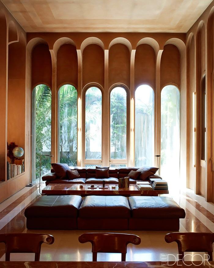 Elle Decor Concrete-Poetry-Ricardo-Bofill-Architecture-6