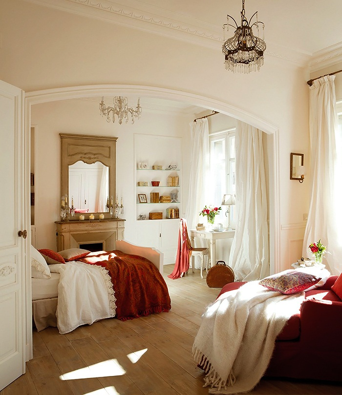. A lovely Gustavian style bedroom   ZsaZsa Bellagio   Like No Other