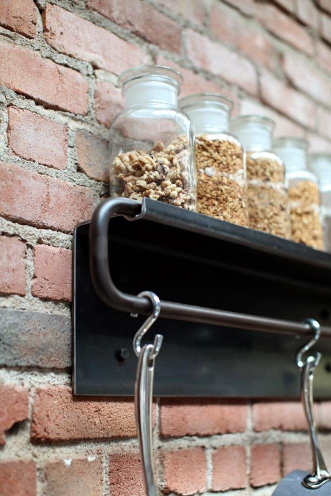Cocina de lujo decorar tu casa es - Dimensiones ladrillo visto ...