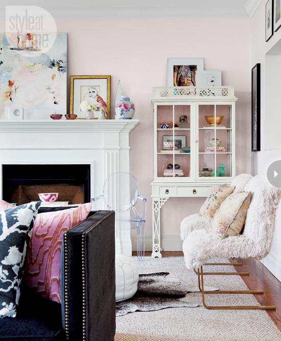 Style At Home Interior Feminine glam home feminineglam-aesthetic