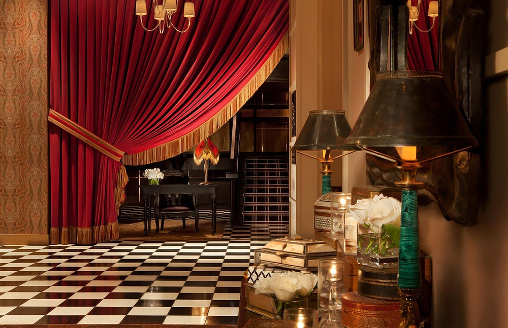 The Redbury Hollywood Boutique Hotel Hollywood and Vine Hotel 4
