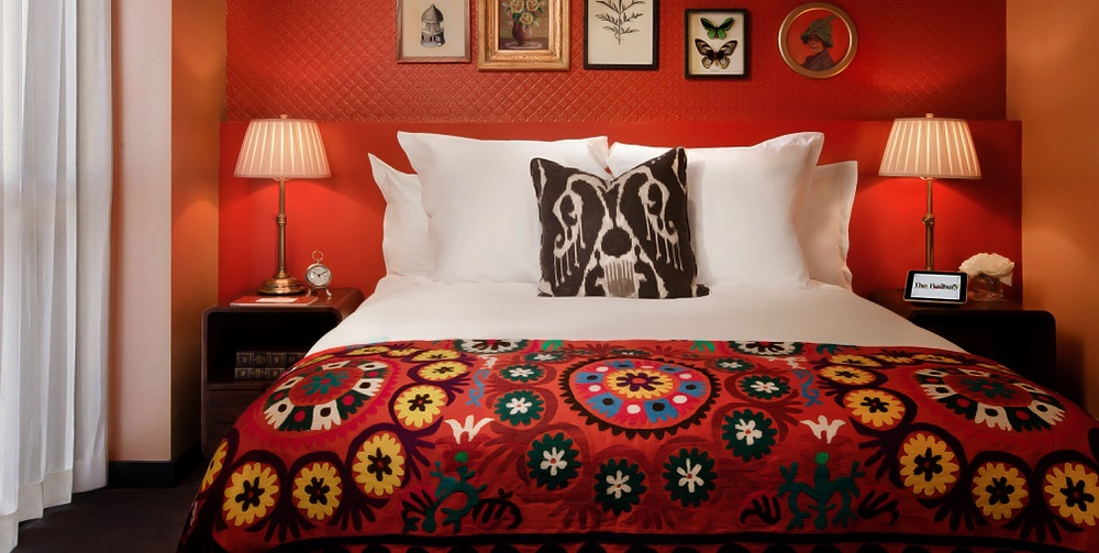 The Redbury Hollywood Boutique Hotel Hollywood and Vine Hotel 12